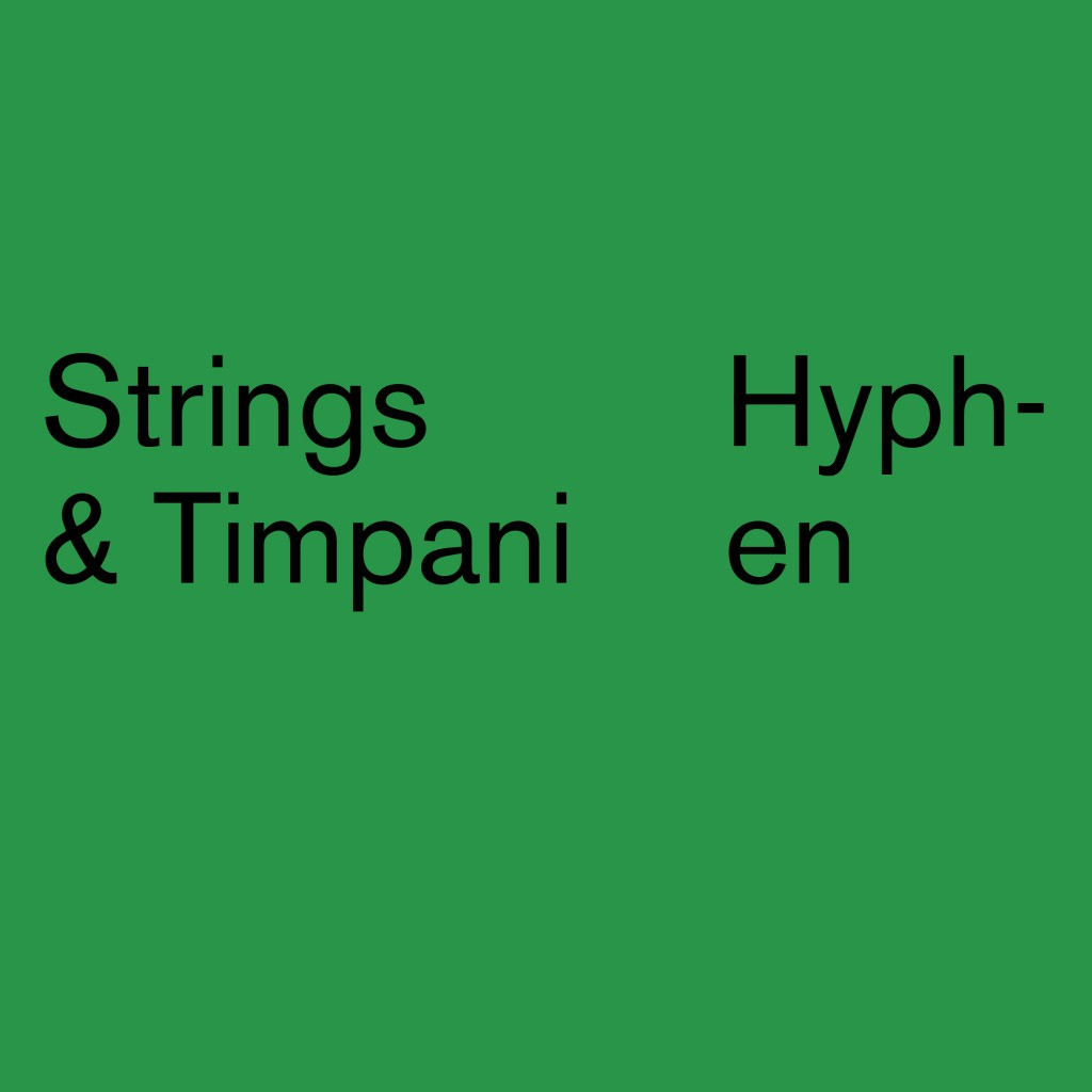 Strings and Timpani_Hyphen_2400x2400